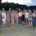 Sommerfest der FDP Leimen bei herrlichem Wetter – Gefeiert wurde in Lingental