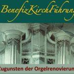 Samstag: BenefizKirchFührung in der Mauritiuskirche zug. der Orgelrenovierung