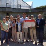 Tiergartenfreunde spenden 20.000 Euro an den Zoo - Neues Zuhause für Bobo und seine Mädels
