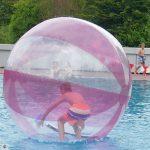 Schwimmklub Neptun: Zum 100. Geburtstag ein ganzes Freibad als Geschenk