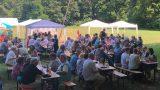 Das Waldfest der Liedertafel: </br>Sie hält noch an der alten Tradition fest