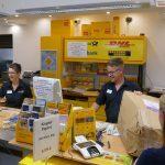 Heute: Straßenfest zur Erweiterung des Leimener Pen & Paper Shops mit Postschalter