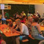 Fast 250 Teilnehmer bei der Radtouristik- und Familienradtour des MSC St. Ilgen