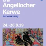 Angellocher Kerwe vom 24.-26. August 2019