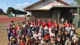 Spannende Waldralley beim TV Germania Ferienprogramm
