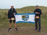 Zwei Diljemer beim 1.300 KM Ultra-Marathon-Langlauf von Sylt bis auf die Zugspitze