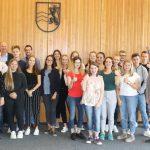20 neue Azubis beim Rhein-Neckar-Kreis </br>Gute Übernahmechancen