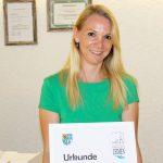 Melanie Lorbach eröffnet Praxis für Frauenheilkunde in Leimen