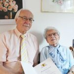 Waltraut Pfeiffer feiert runden Geburtstag - Gute Seele des Probsterwaldes wurde 90