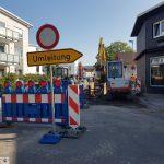 Die Große St. Ilgener Baustellenparty: Theodor-Heuss-Straße und Rathaus