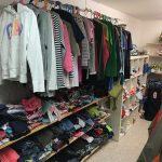 AWo-Lädle Sandhausen: Ein Karton Kleidung für Kinder für nur 3 €
