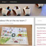 Eine andere Art des Lernens - Blogprojekt und iPads an der Otto-Graf-Realschule Leimen