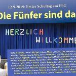 Friedrich-Ebert-Gymnasium Sandhausen: Die neuen Fünfer sind da!