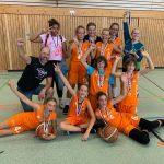 KuSG-Basketball: U14 Mädchen feiern 2. Platz bei Einladungsturnier