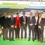 45 Mio. Euro Projekt: Die AVR Bioabfall-Vergärungsanlage mit Biomethaneinspeisung