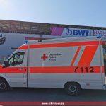 Leimener Rettungswagen beim SVS