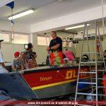 Ferienprogramm zu Gast bei Leimener Rettungsdiensten