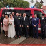 Hochzeitsfeier in Bodenheim