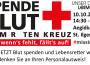 Rotes Kreuz bittet um Blutspenden – Kommen auch Sie am 10.10. nach St. Ilgen