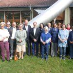 Spende in Höhe von 16.370,- Euro für Sprachförderung an Sandhäuser Kindergärten