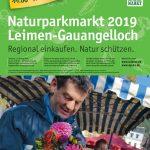 Naturparkmarkt-Finale am 13.10. in Gauangelloch - Vielfalt an regionalen Produkten