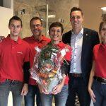 Sanitär Thomas Anweiler in Nußloch feiert 25-jähriges Jubiläum
