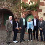 FDP-Kreistagsfraktion vor Ort: Kultur im Landkreis