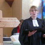 Einführungs-Gottesdienst Pfarrerin Hupas zu Erntedank – Erntegaben willkommen