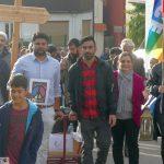 """Ökumenischer Aktionstag """"Unterwegs für den Frieden – Leimen bewegt sich"""""""