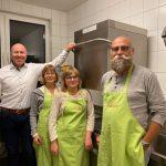 """""""Nußlocher Mahlzeit"""" erhält großzügige Spende über 6.000 Euro der Daimler AG"""