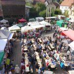 Erlebnis Naturparkmarkt Gauangelloch - </br>Warm, lecker, interessant, informativ