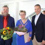 Stadt ehrt Christa Neuner und Dieter Heinzmann - Acht Jahrzehnte bei der Stadtverwaltung