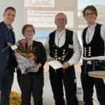 Nußlocher Zimmerei R. Locher feiert 25-jähriges Jubiläum
