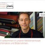 Tag des offenen Ateliers bei Kai Ortlieb Buchbinderei & Bildeinrahmungen