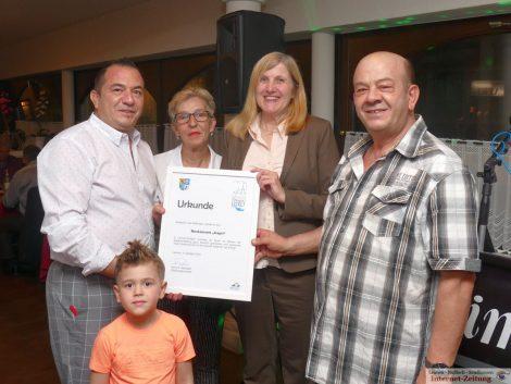 Schönes Jubiläum: St. Ilgener Restaurant Capri feierte 40. Geburtstag