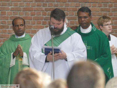 """Kath. Seelsorgeeinheit:  """"Getauft und gesandt"""" – Gemeinschaft international und vor Ort"""