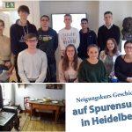 Fr.-Ebert-Gymnasium: Ein Blick in die Vergangenheit beim Geschichts-Neigungskurs