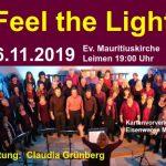 Jubiläumskonzert 25 Jahre Gospelchor Bright Light