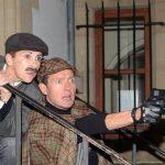 Criminal Dinner im Landgut Lingental: Sherlock Holmes ermittelt am 1. November