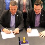 Verstärkte Zusammenarbeit: Gemeinsame Forstvereinbarung von Leimen und Nußloch