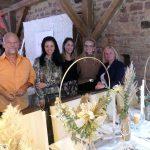 Landgut Lingental: Hochzeitsmesse erfolgreich - Nun folgt der Martinszauber