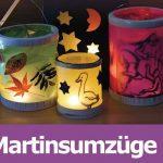 Ab Donnerstag: Die Martinszüge stehen an - Wissenswertes zum heiligen Martin