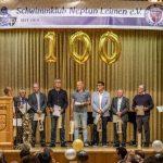 Schwimmklub Neptun feierte 100-jähriges Bestehen - Festredner Bruno Sauerzapf