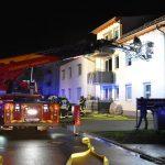 Erfolgreicher Einsatz: Feuerwehr rettete Katze aus brennender Wohnung in St. Ilgen