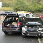 Unfall auf L600 - Mindestens zwei Verletzte - Folgeunfälle nur knapp vermieden