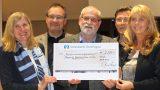 Singen und Musizieren für einen guten Zweck – 2.275 € Spende für Hospizdienst