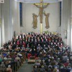 Ein großartiger Konzertabend  - Große Werke in der Herz-Jesu Kirche Leimen