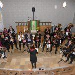 Posaunenchor St. Ilgen ehrte langjährige Mitglieder im Kirchenkonzert