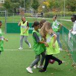 Eine erfolgreiche Brücke zwischen Verein und Schule am Beispiel Mädchen-Fußball