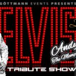 ELVIS Tribute-Show mit Andy King & The Memphis Riders im Landgut Lingental